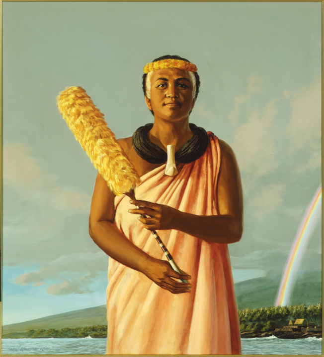 kaahumanu Kaahumanu: kaahumanu, favourite queen of kamehameha i and acting regent of hawaii in 1823-32 kaahumanu was of distinguished parentage, her mother having been married to the late king of maui.